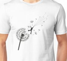 Free Dandelion Unisex T-Shirt