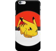 Little Pikachu! iPhone Case/Skin