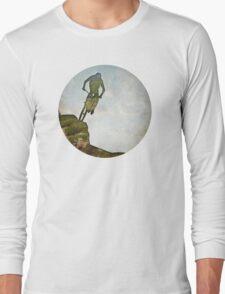 A Bit Off Road Long Sleeve T-Shirt