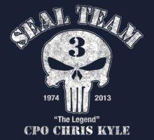 US Sniper Chris Kyle Kids Tee