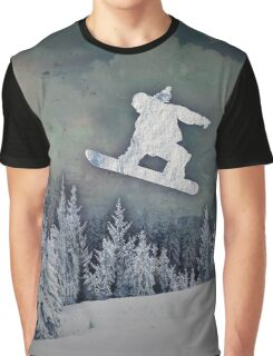 The Snowboarder Graphic T-Shirt