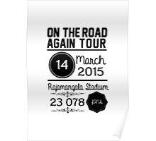 14th March - Rajamangala Stadium OTRA Poster