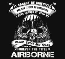 airborne infantry mom airborne jump wings airborne badge airborne brot by lnet