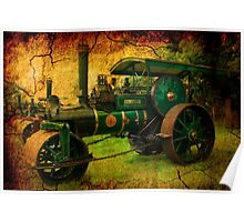Steam Rollers Poster