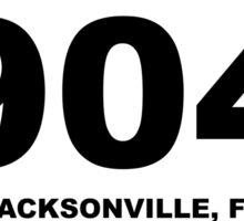 Jacksonville, FL Sticker