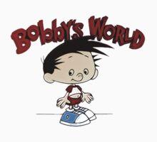 Bobbys World Cartoon Kids Tee