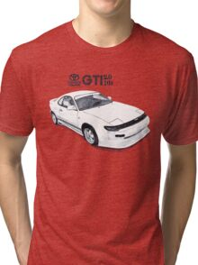 Toyota celica gti Tri-blend T-Shirt