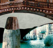 Venice IV Sticker