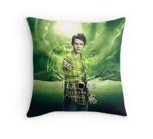 Saving The World - Nathan Throw Pillow