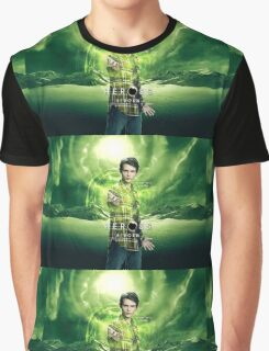 Saving The World - Nathan Graphic T-Shirt
