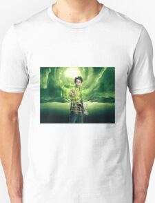 Saving The World - Nathan Unisex T-Shirt