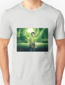 Saving The World - Nathan T-Shirt