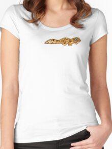 Leopard Gecko Women's Fitted Scoop T-Shirt