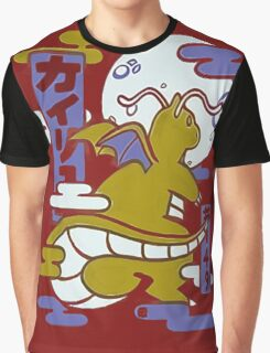 Pokemon Charixad Graphic T-Shirt