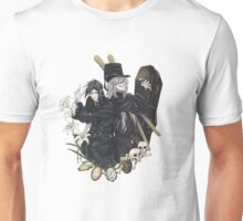 Black Butler : Sebastiand and Undertaker Unisex T-Shirt