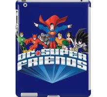 Super Friends Hero iPad Case/Skin