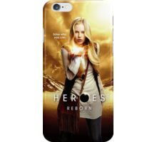 Saving The World - Malina iPhone Case/Skin