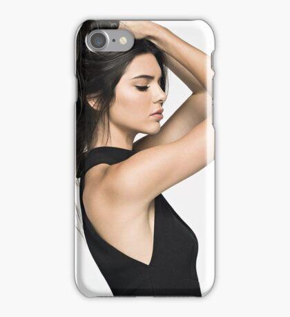 Kendall Jenner Hair 2 iPhone Case/Skin
