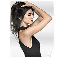 Kendall Jenner Hair 2 Poster