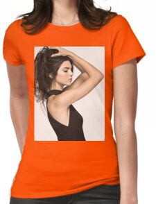 Kendall Jenner Hair 2 Womens Fitted T-Shirt