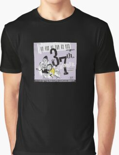 SHAOLIN JAZZ - Hi Fi Graphic T-Shirt