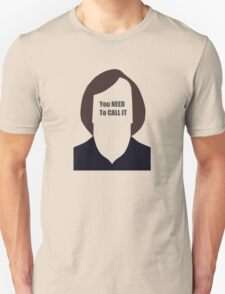 Anton Chigurh - You need to call it (No country for old men) T-Shirt