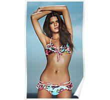 Kendall Jenner Swimsuit Poster