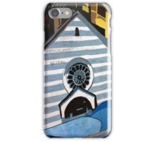 Riomaggiore Wall Art iPhone Case/Skin