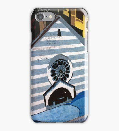Riomaggiore Wall Art iPhone Case/Skin