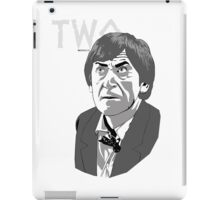 Theta Sigma Two iPad Case/Skin
