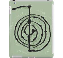 Reiki Protection iPad Case/Skin