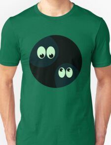 Who's there?  Eyes in the darkness T-Shirt