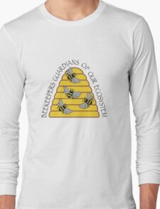 Beekeepers, Guardians of our Ecosystem T-Shirt