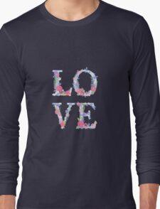 Floral love Long Sleeve T-Shirt