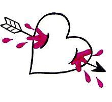 Bleeding Heart // Love is tough by gloriousloki