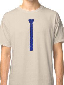 Bird Knit Tie Classic T-Shirt