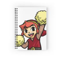 Legend of Zelda: Triforce Heros Spiral Notebook