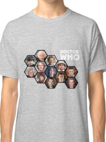 Doctor Who: 50 Years of Time and Space Classic T-Shirt