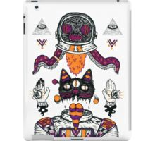 Space Totem iPad Case/Skin