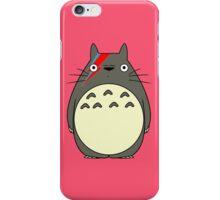 Totoro Bowie Parody iPhone Case/Skin