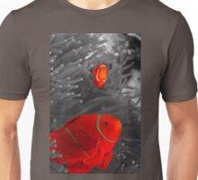 Spinecheek Anemonefish - selective colourisation Unisex T-Shirt