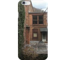 Building with Vines iPhone Case/Skin