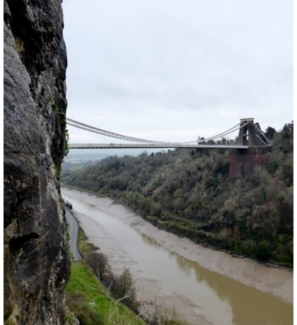 Avon Gorge Sticker