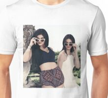 Kendall and Kylie Jenner Shades Unisex T-Shirt