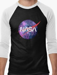 NASA Retro Nebula Logo T-Shirt