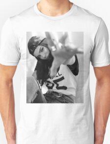 Kendall Jenner Reach Unisex T-Shirt