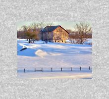 Snowy Farm Unisex T-Shirt