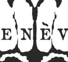 Geneve! Sticker