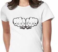Geneve! Womens Fitted T-Shirt