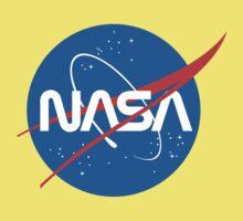 NASA Future Retro Kids Clothes